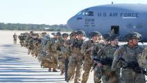 القوات الأميركية/سياسة/روبن هاك/فرانس برس