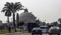 جامعة القاهرة  KHALED DESOUKI/AFP