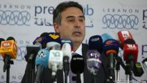 مدير وزارة المالية اللبنانية ألان بيفاني (حسين بيضون/العربي الجديد)