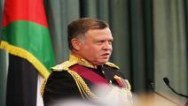 الملك الأردني عبد الله