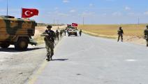 قوات تركية/سورية /الأناضول