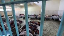 سياسة/سجون مصر/(محمد الشاهد/فرانس برس)