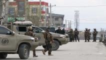 القوات الأفغانية (Getty)