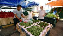ليبيا-أسواق ليبيا-سوق ليبيا-09-12-فرانس برس