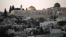 فلسطين/سياسة/حي سلوان/(أحمد غرابلي/فرانس برس)