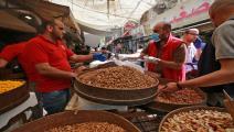 كورونا فرض ضغوطاً على الأردنيين والوافدين (فرانس برس)