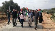 فلسطينيون يقاومون مخطط إقامة كتلة استيطانية جديدة (العربي الجديد)