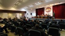 البرلمان الليبي في طبرق(عبد الله دوما/فرانس برس)