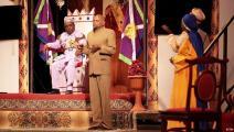 عتمة المسرح السوداني
