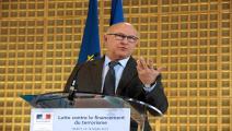 وزير المالية الفرنسي، ميشيل سابين- فرانس برس