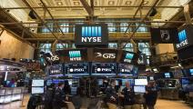 بورصة نيويورك-اقتصاد-13-3-2017 (بريان سميث/فرانس برس)