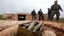 درعا/سورية/Getty