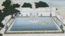 معرض حدائق الشرق - القسم الثقافي