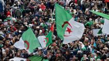 الشارع الجزائر اكتسب حيوية في تفعيل المقاطعة (فرانس برس)