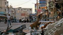 الأوضاع الأمنية في درعا متدهورة (أحمد المسلم/فرانس برس)
