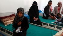 فتاة يمنية مصابة بالثلاسيميا - اليمن - مجتمع