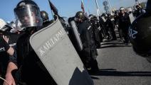 الشرطة/بلغاريا/هريستو روسيف/NurPhoto/Getty