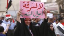الفساد والفقر في العراق