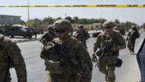 القوات الأميركية/أفغانستان/Getty