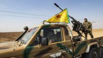 قوات سورية الديمقراطية-سياسة-دليل سليمان/فرانس برس