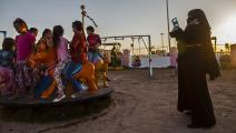 أطفال ليبيون في مصراتة - ليبيا - مجتمع