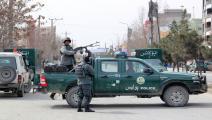 قوات الأمن الأفغانية (الأناضول)