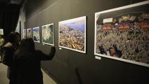 """""""معالم تركية من ارتفاع 1000 قدم""""..معرض صور بالقاهرة/الاناضول"""