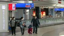 مطار إسطنبول/ غيتي/ مجتمع