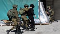 جنود الاحتلال/القدس/الأناضول