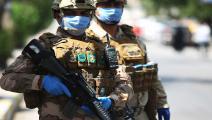 القوات العراقية/سياسة/احمد الربيعي/فرانس برس