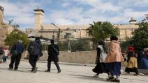 المسجد الإبراهيمي/الاحتلال/فرانس برس