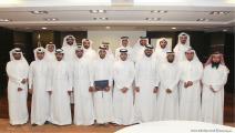 تخريج شباب قطريين ضمن برنامج العمل الشبابي(معتصم الناصر)
