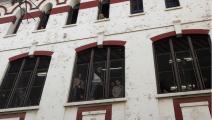 مدرسة في الجزائر - القسم الثقافي