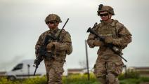 قوات أميركية في سورية-دليل سليمان/فرانس برس
