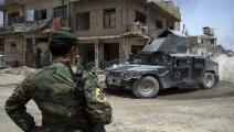 القوات العراقية/داعش/الموصل/Getty