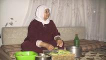 في يوم المرأة عجائز مخيم جنين 2
