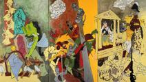 مقبول فدا حسين - القسم الثقافي