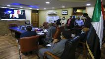 مفاوضات سد النهضة/ السودان