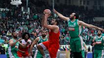 الوحدات يكتب التاريخ..ويتوج بأول لقب في دوري السلة الأردني