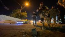 سياسة/هجمات الكاتيوشا ببغداد/(مرتضى السوداني/الأناضول)