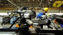 الصين/اقتصاد/مصنع في الصين/15-04-2016 (Getty)