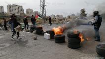 مواجهات الضفة الغربية/سياسة/العربي الجديد