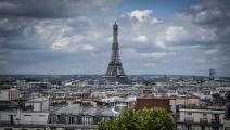 برج إيفل (ستيفان دي ساكوتين/فرانس برس)
