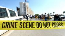 موقع جريمة في تونس- ياسين قايدي/ الأناضول