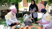 مشروع مونة مخيم عين الحلوة في لبنان - مجتمع