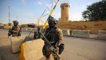 المنطقة الخضراء في بغداد-سياسة-أحمد الرباعي/فرانس برس