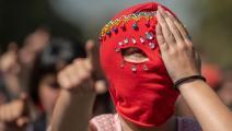 تحرك مناهض للعنف ضد المرأة - مجتمع