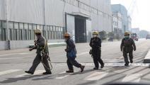 مصانع الصين تستأنف العمل/ Getty