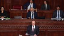سياسة/الفخفاخ في البرلمان/(فتحي بلعيد/فرانس برس)