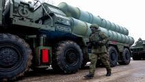 صواريخ اس 400 الروسية-سياسة-Getty